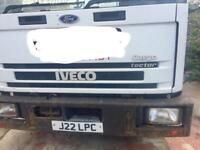 FORD IVECO CARGO TIPPER 2004