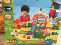 Vtech toot toot farm and animals