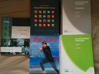 Sheridan College First Year Textbooks