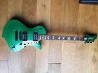 Fernandes Ravelle Dave Kushner signature model guitar