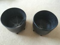 Pair of 12L Cylinder Boots