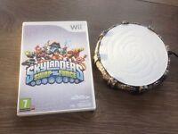 Skylanders swap force for Wii. Game plus portal of power