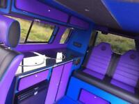 Volkswagen transporter t4 campervan