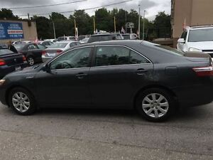 2008 Toyota CAMRY HYBRID XLE / 1 OWNER ALL SERVICE RECORD UP TO  Kitchener / Waterloo Kitchener Area image 3