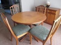 Bereavement Sale - Excellent Quality Dining Table.