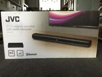 Brand New JVC TH-D337B Soundbar