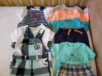 Baby boy Summer bundle 3-6 months