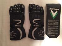 Frank thomas motorbike gloves