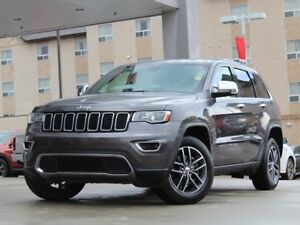 2017 Jeep Grand Cherokee Limited V6 4WD