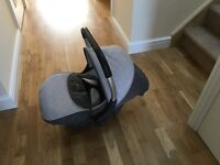 FOR QUICK SALE - Silver Cross Ventura Baby Car Seat