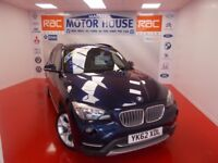 BMW X1 XDRIVE18D XLINE (4X4) FREE MOT'S AS LONG AS YOU OWN THE CAR!!! (blue) 2012
