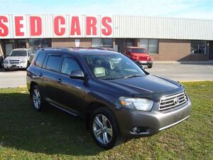 2008 Toyota Highlander V6 Sport ~ 7 PASS. ~ LEATHER ~ ALL POWER