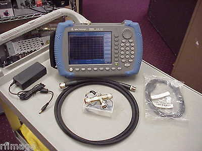 Agilent N9330a Handheld Cable Antenna Tester With New Cal Kitcable 3 Day Sale
