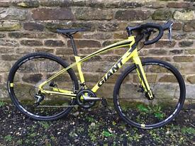 Giant Anyroad1 2017 Road Bike New