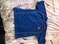 Brynteg comprehensive school jumpers rugby kit games top trousers