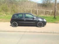 renault clio 1.2 authentique 2005 long mot clean and tidy nice looking car