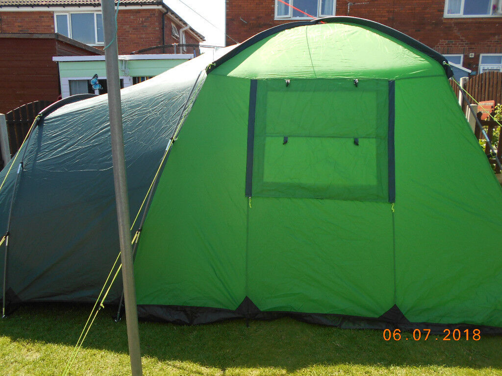 LICHFIELD CREEK 4 MAN TENT VERY GOOD CLEAN CONDITION | in Barnsley, South Yorkshire | Gumtree