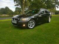 BMW 318D TOURING, 2011 REGISTERED,NEW 31K MILES GEAR BOX, NEW CLUTCH/DMF,NEW DPF, NEW WATER PUMP. A1