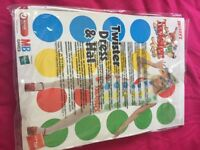 Fancy dress - Twister themed dress and hat (medium) - used once