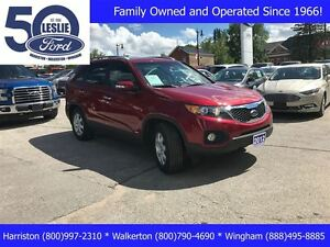 2012 Kia Sorento LX | 4X4 | One Owner | Heated Seats