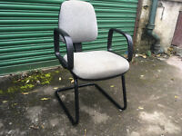 OffIce chair / computer chair / gray