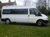 Price reduced! Ford Transit campervan for sale