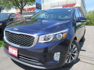 2018 Kia Sedona DEMO SX+ Low KMs