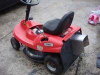 garden tractor agco massey ferguson el63 2004 full working