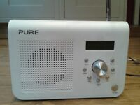 Pure Digital Radio, one classic, series 2. Used but in good condition.