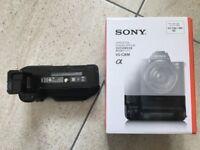 Sony Vertical Camera Grip for A7 II/A7R II/A7S II - Black