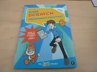 Super Scratch Programming Adventure book