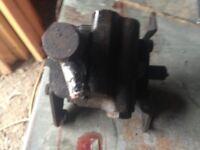 massey ferguson hydraulic pump