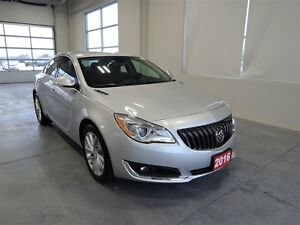 2016 Buick Regal 2.0L Turbo Leather AT