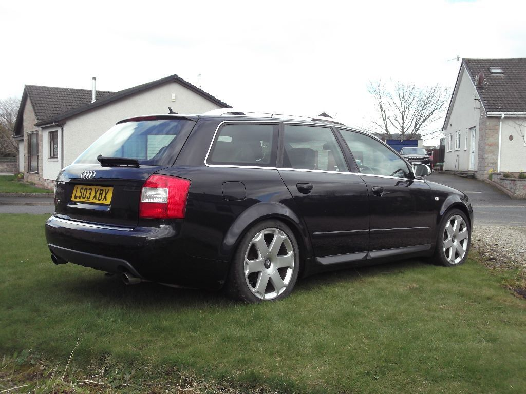 audi b6 s4 avant non runner in ellon aberdeenshire gumtree. Black Bedroom Furniture Sets. Home Design Ideas