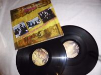 "SMASHING PUMPKINS RARE DOUBLE LP-"" MACHINA II THE FINAL ALBUM""-SM 222"