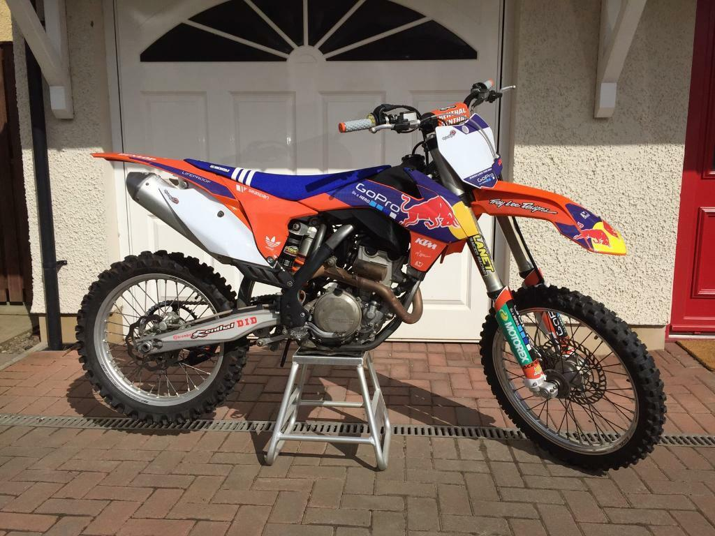 ktm sxf 250 2014 planet motocross race suspension in hawick scottish borders gumtree. Black Bedroom Furniture Sets. Home Design Ideas