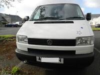 VW Transporter T4 Camper Van 104k 12 months MOT Excellent condition
