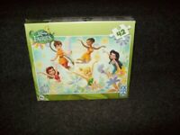 Brand new and sealed Disney Fairies jigsaw puzzle