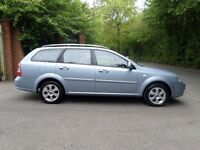 Chevrolet Lachetti for spares or repairs