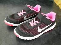 Nike girls trainers size 11