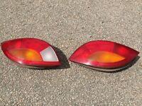 Ford KA rear lights light cluster Mk1 04 with bulbs