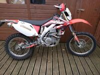 CRF 450 X Enduro PX and delivery possible