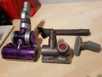 Attachments for Dyson vacuums
