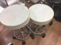 Beauty stools