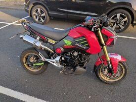 Honda msx (grom)