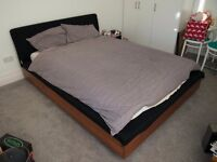 Habitat Storage Double Bed