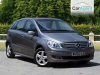 Mercedes B class 1.6 Auto, Front & Rear sensors, FSH, Low Miles Only ** £104 per month/£200 Deposit