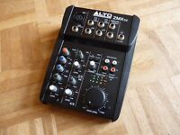 ZEPHYR ZMX52 is a 5-channel mixer