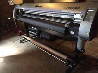 Large Signage & Vehicle Markings Printer
