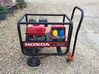 Honda EC2200 generator 115v / 230v.